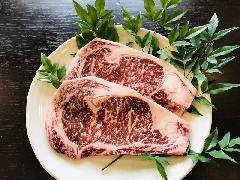 ★自分にご褒美♪メインは国産牛サーロインステーキ200gプラン